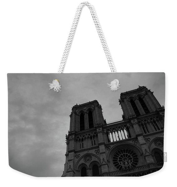 Notre Dame Cathedral Weekender Tote Bag