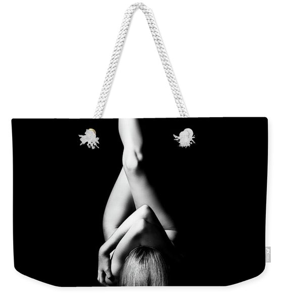 Nude Woman Bodyscape 1 Weekender Tote Bag