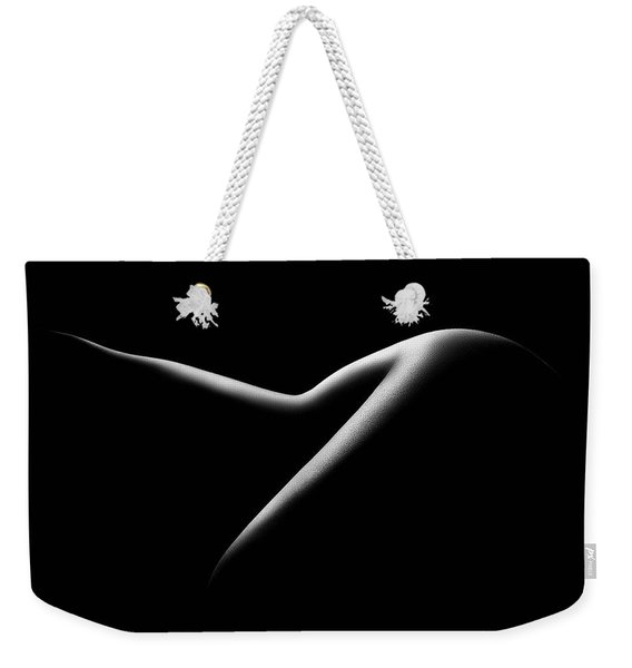 Nude Woman Bodyscape 15 Weekender Tote Bag