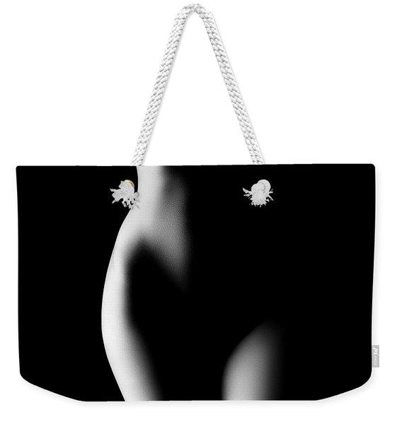 Nude Woman Bodyscape 23 Weekender Tote Bag
