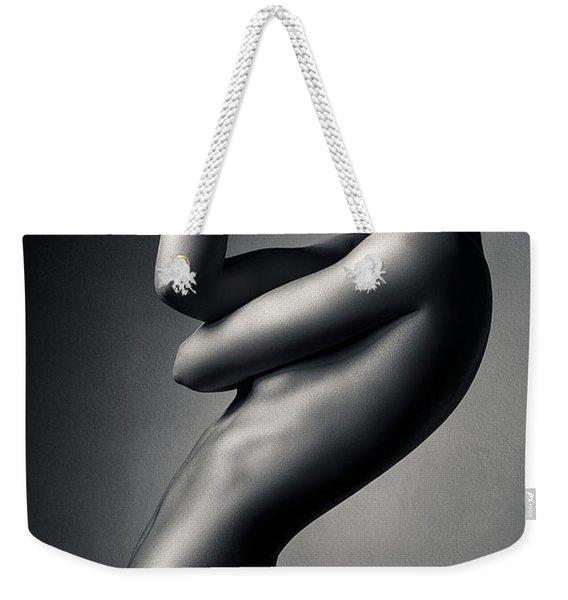 Nude Woman Fine Art 1 Weekender Tote Bag