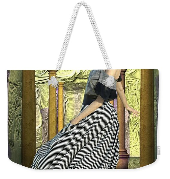 Nuria De Sants Weekender Tote Bag