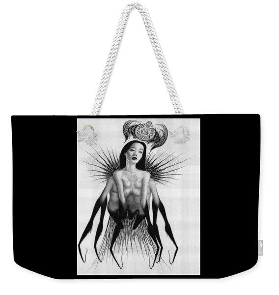 Oblivion Queen - Artwork Weekender Tote Bag
