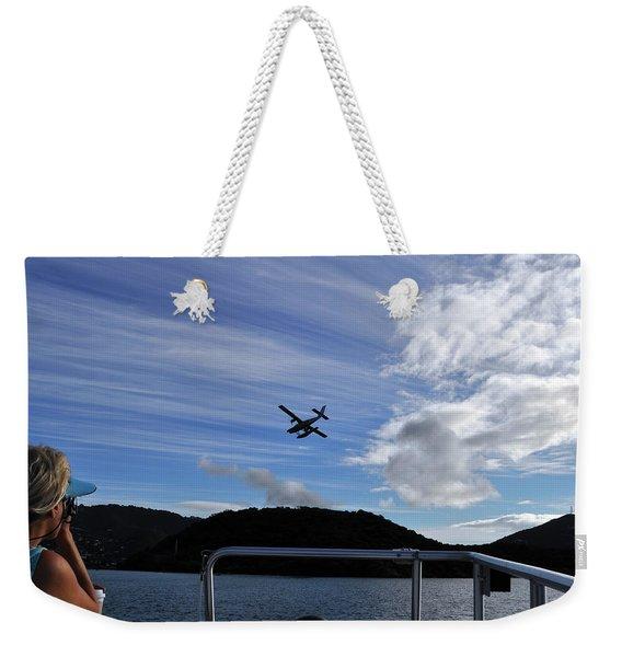 Observer Weekender Tote Bag