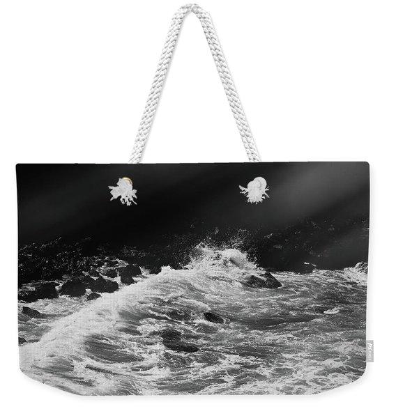 Ocean Memories Iv Weekender Tote Bag