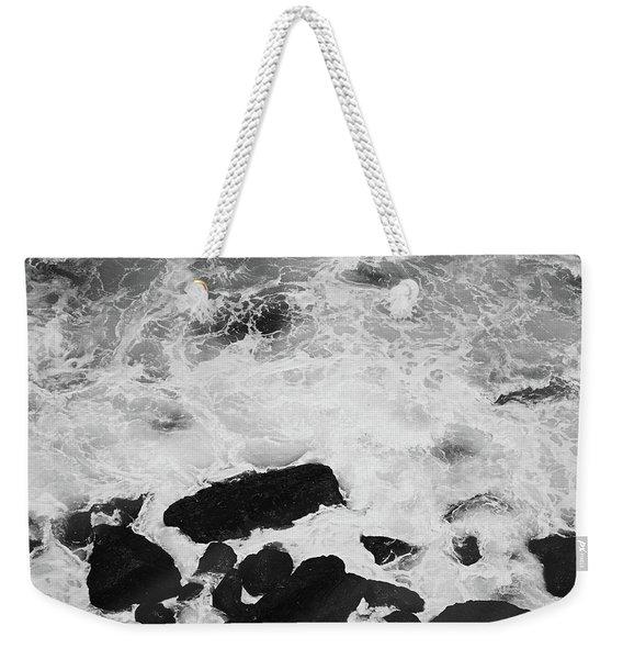 Ocean Memories V Weekender Tote Bag