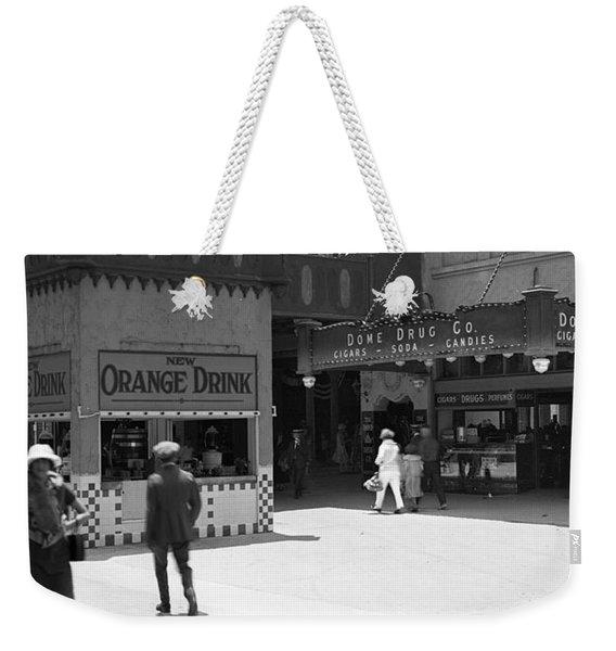 Ocean Park Pier 1920 Weekender Tote Bag