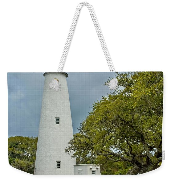 Ocracoke Lighthouse No 2 Weekender Tote Bag