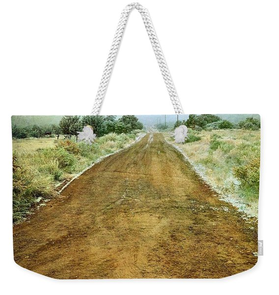 Ode To Country Roads Weekender Tote Bag