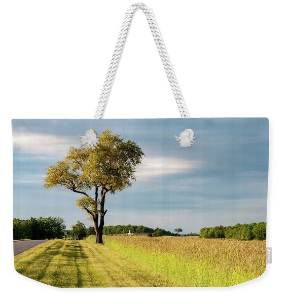 Off The Road Weekender Tote Bag