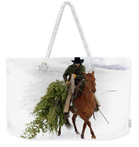 Oh, Christmas Tree Weekender Tote Bag