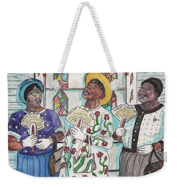 Oh, Sweet Jesus Weekender Tote Bag