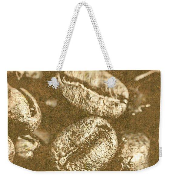Old Gold Roast Weekender Tote Bag