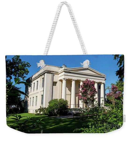 Old Medical College - Augusta Ga Weekender Tote Bag
