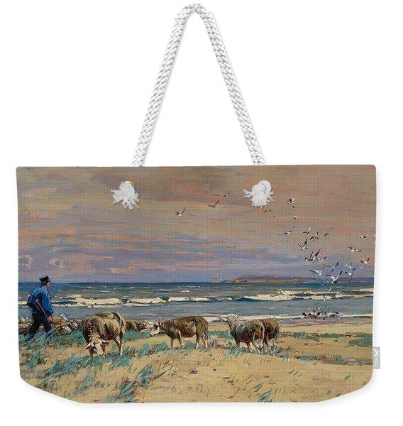 On The Baltic Sea Beach Weekender Tote Bag
