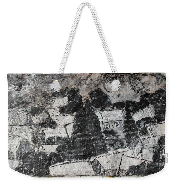 On The Day Of Execution Weekender Tote Bag
