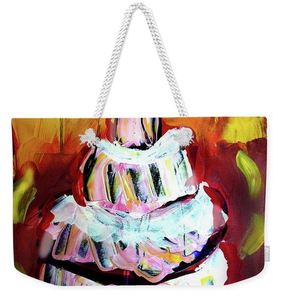 One Candle Weekender Tote Bag
