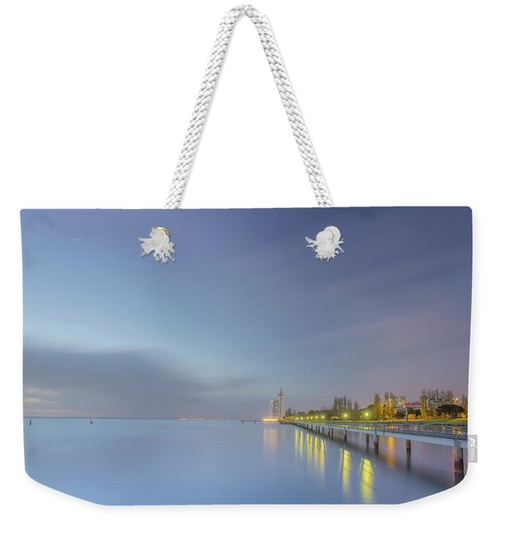 One Minute Of Walking.. Weekender Tote Bag