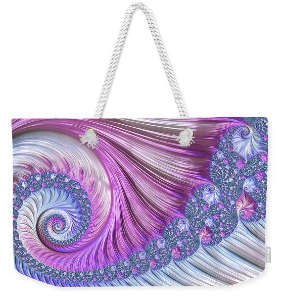 Opal Nautilus Weekender Tote Bag