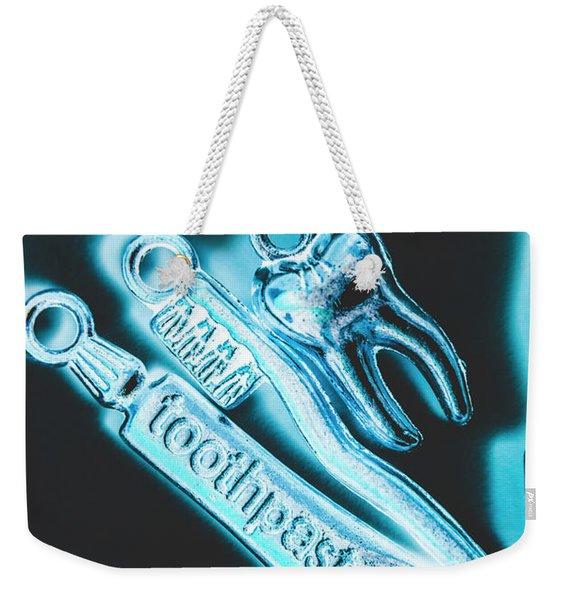 Oral Hygiene Shield Weekender Tote Bag