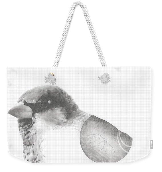 Orbit No. 7 Weekender Tote Bag