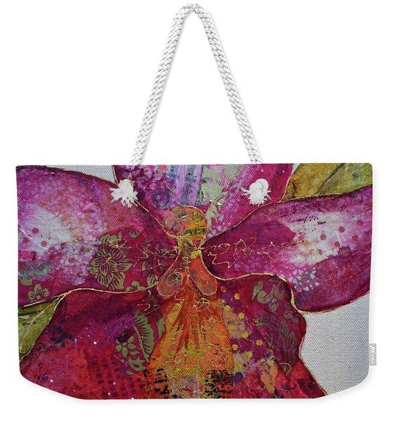 Orchid Passion II Weekender Tote Bag