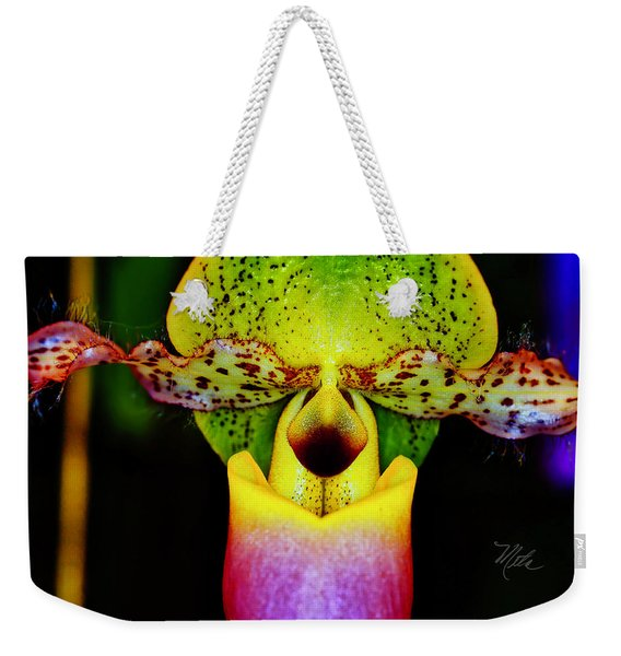 Orchid Study One Weekender Tote Bag