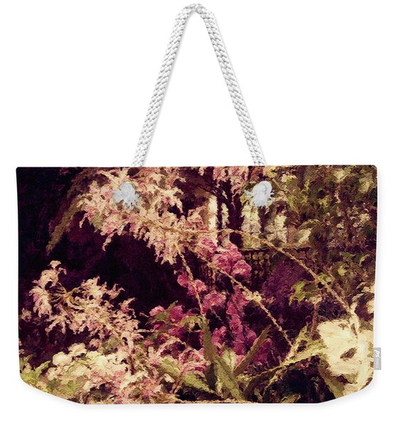 Orchids In The Atrium Weekender Tote Bag