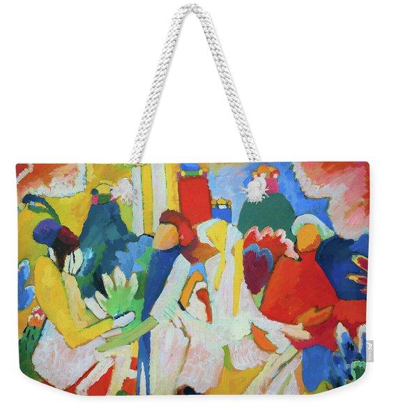 Oriental - Digital Remastered Edition Weekender Tote Bag