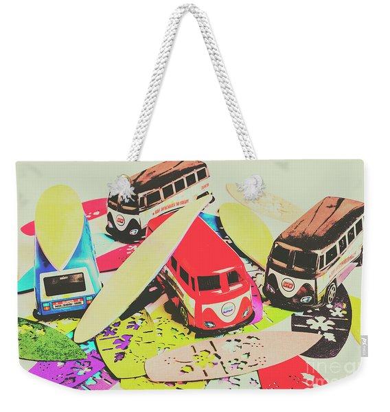 Ornamenting Hawaii Weekender Tote Bag