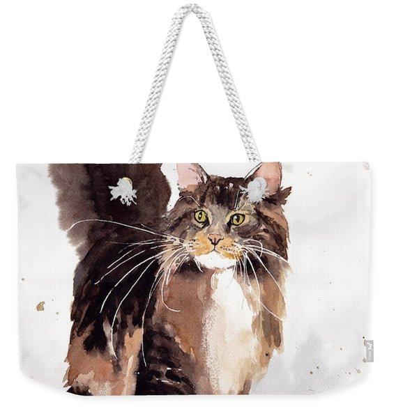 Oscar Weekender Tote Bag