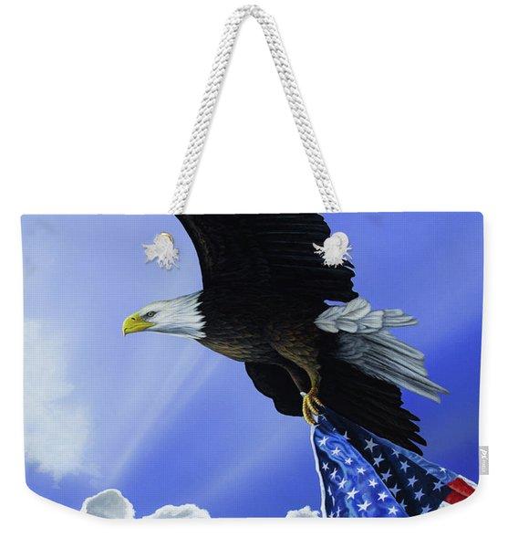 Our Glory Weekender Tote Bag