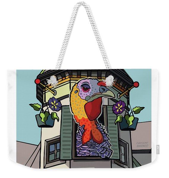 Our Mayor Weekender Tote Bag