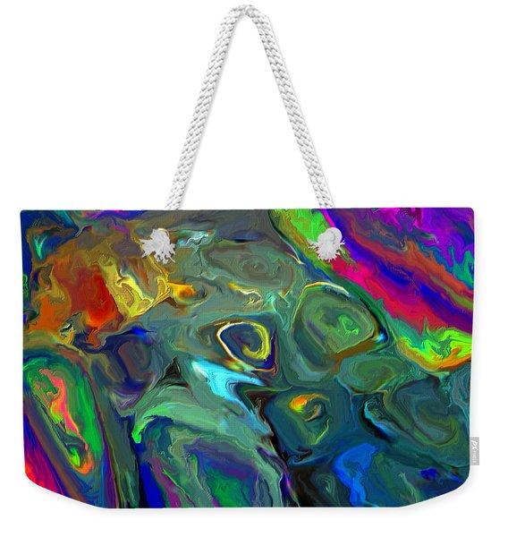 Out Of Shape Weekender Tote Bag