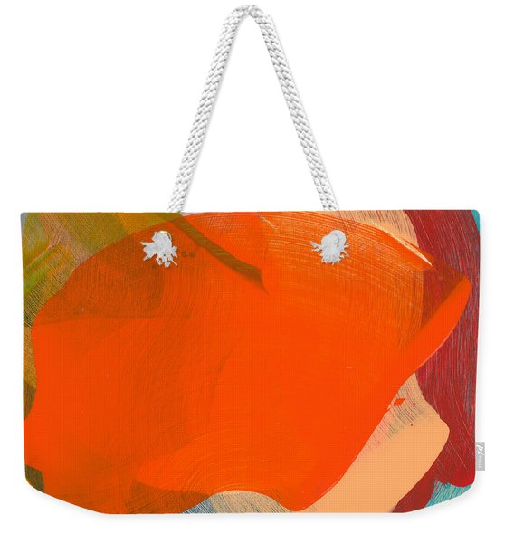 Out Of The Blue 11 Weekender Tote Bag