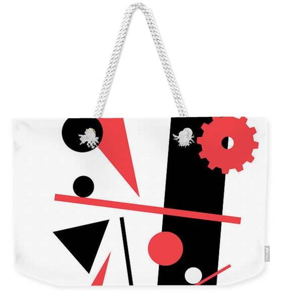Out Of Time Weekender Tote Bag
