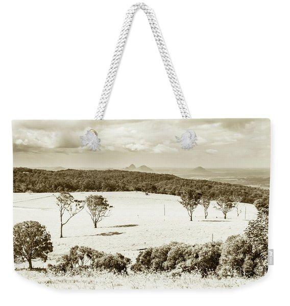 Outback And Beyond Weekender Tote Bag