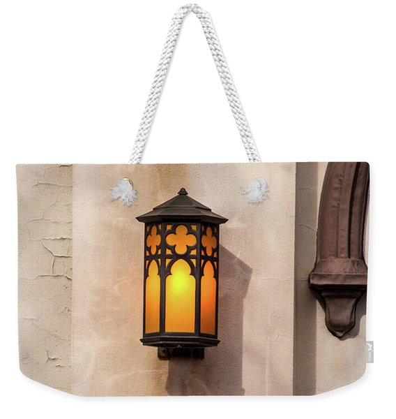 Outdoor Church Light Weekender Tote Bag