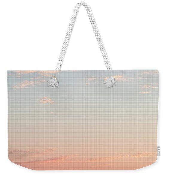 Outer Banks Sailboat Sunset Weekender Tote Bag