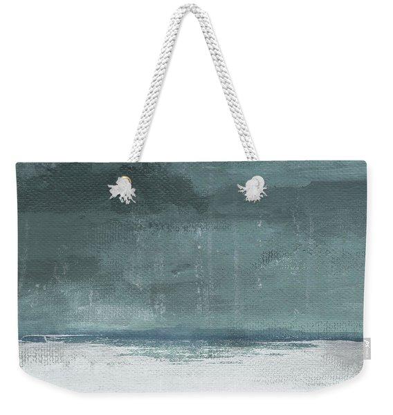Overcast 2- Art By Linda Woods Weekender Tote Bag