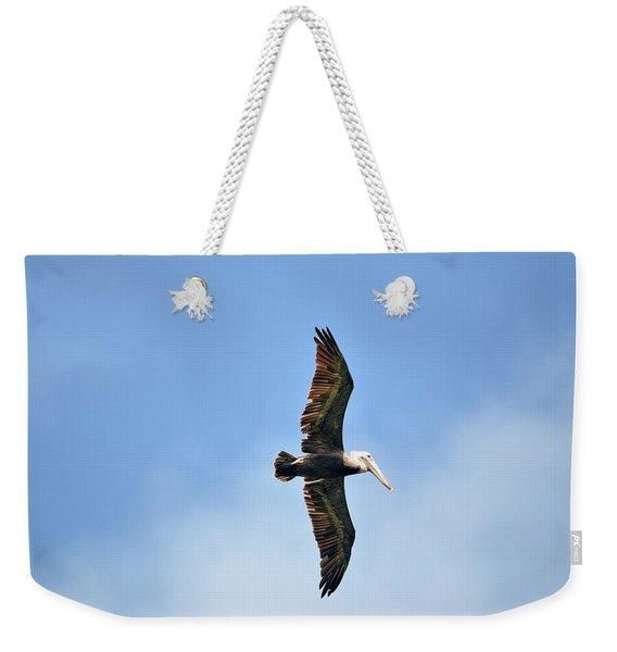Overflight Weekender Tote Bag