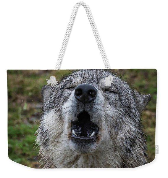 Owwwwwwwwwww Weekender Tote Bag