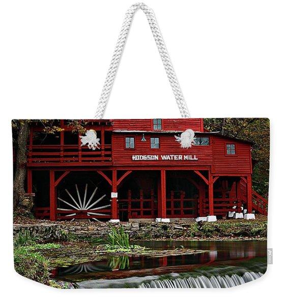 Ozarks Mill Weekender Tote Bag