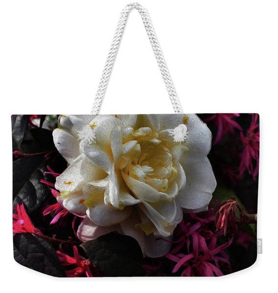 Painted Beauties Weekender Tote Bag