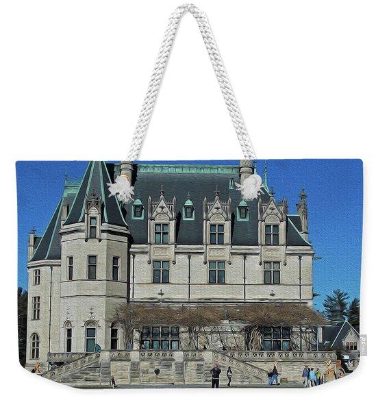 Painted Biltmore Weekender Tote Bag