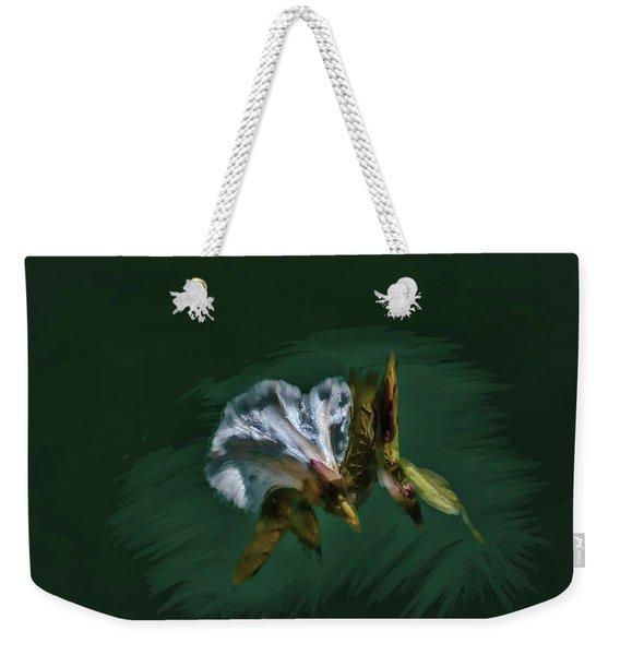 Painted Bindweed #i2 Weekender Tote Bag