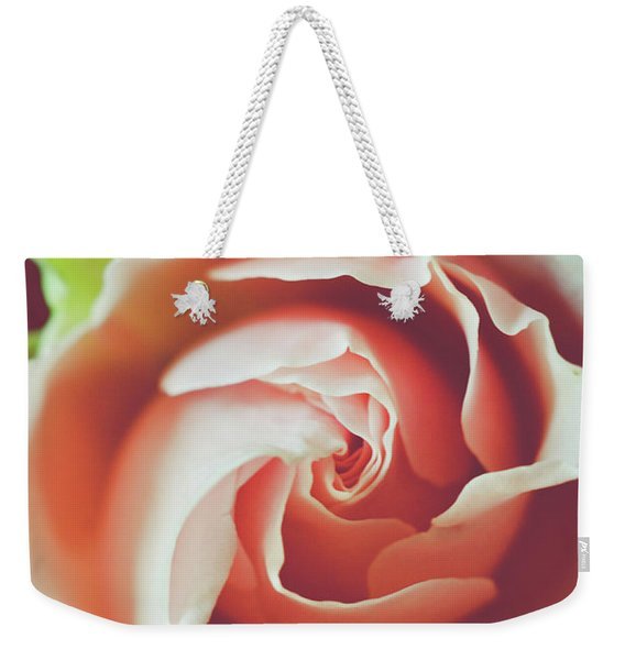 Weekender Tote Bag featuring the photograph Painted by Michelle Wermuth