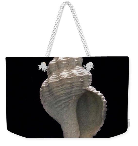 Painted Shell No. 11 Weekender Tote Bag