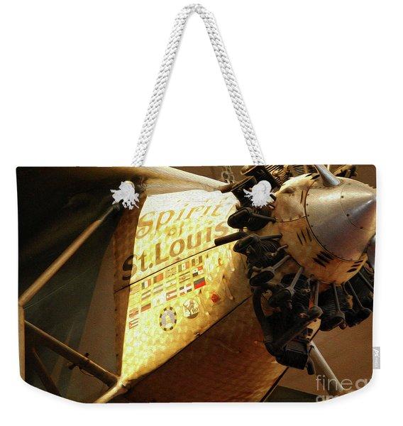 Painted Spirit Weekender Tote Bag