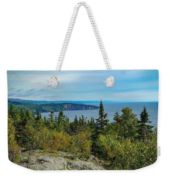 Palisade Head Weekender Tote Bag